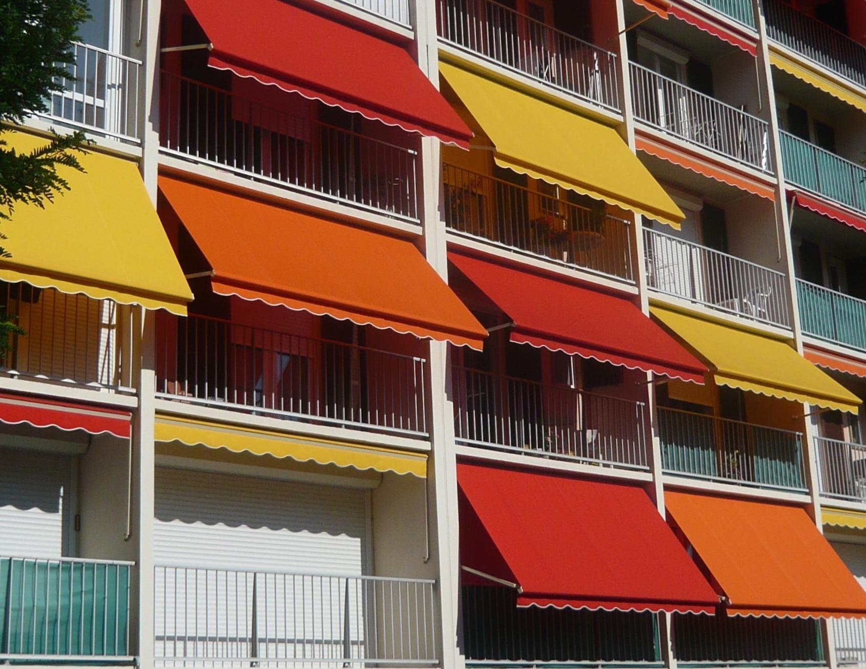 Store de balcon - Store bannette - Weisz