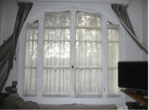 Avant - Fenêtre bois en région parisienne - Weisz