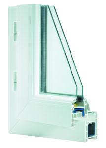 Détail Fenêtre PVC - WEISZ
