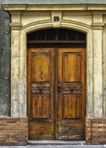 Usure porte d'entrée-Weisz