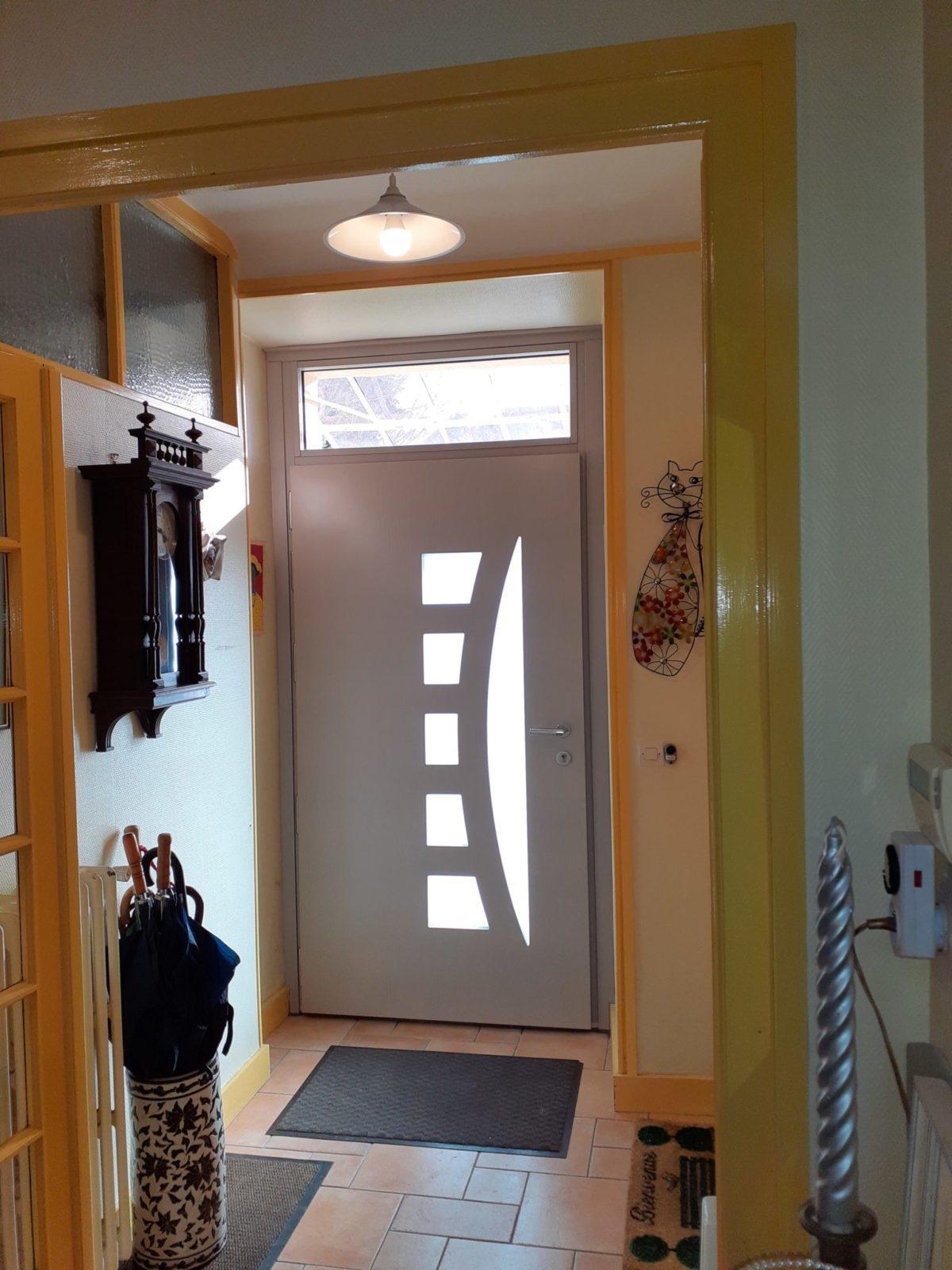 Rénovation porte d'entrée - Orly Weisz