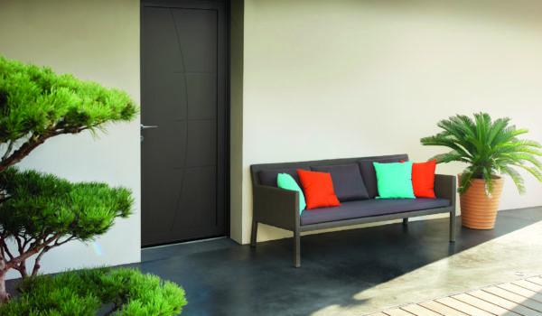 WEISZ nouvelle collection porte d'entrée monobloc - @Méo 2 nouveau design